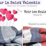Idée cadeau Saint Valentin pour lui son homme, mari, son copain chéri
