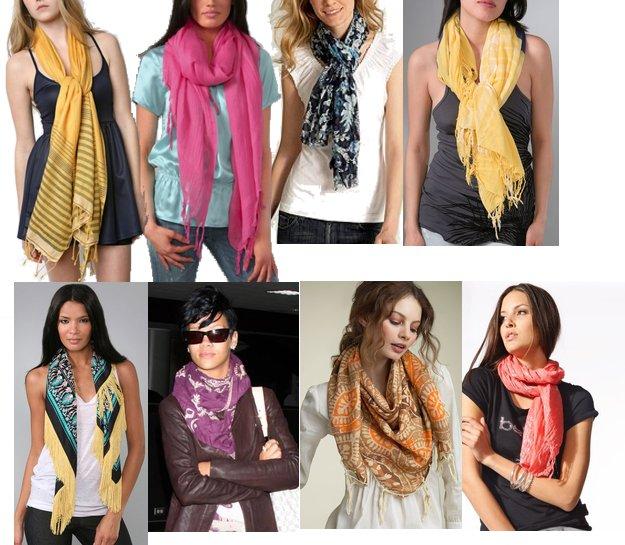 couleur foulard