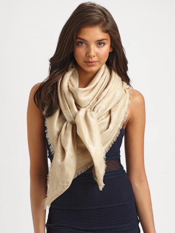 fabriquer foulard