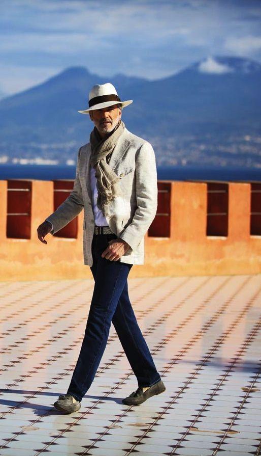 foulard cheche tendance mode homme