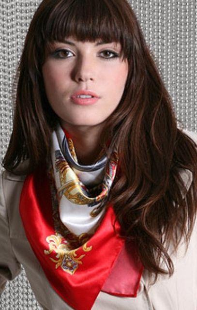foulard lexique glossaire