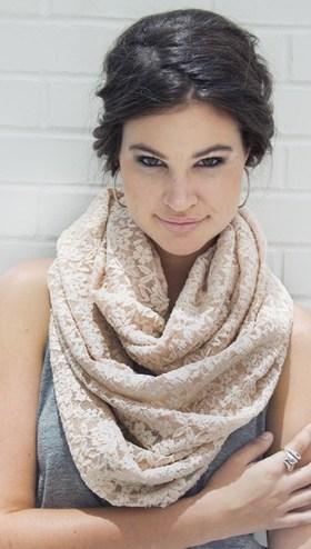 foulard mariage