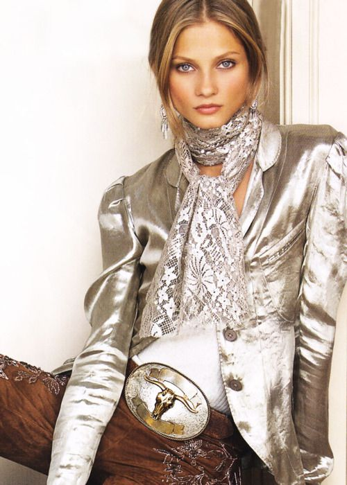 mettre foulard femme