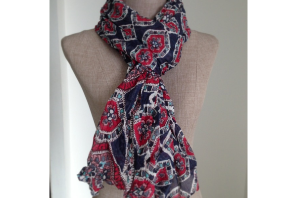 difference cheche et foulard
