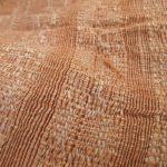 Entretien d'un foulard en soie sauvage et naturelle, code d'entretien