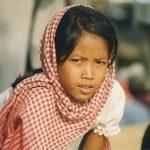 Foulard krama du cambodge