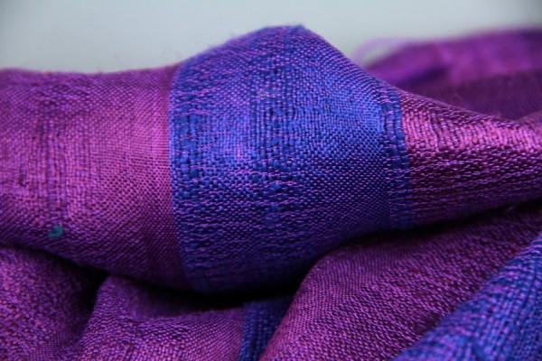 fabrication soie naturelle
