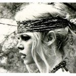 Foulard à la Brigitte Bardot