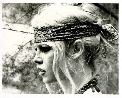 foulard brigitte bardot