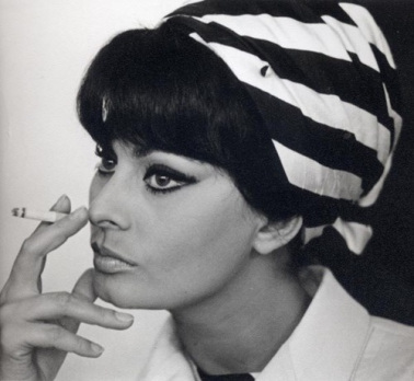 foulard facon sophia loren
