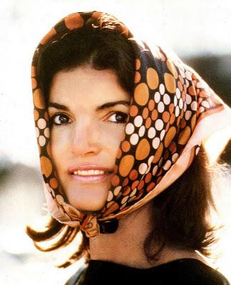 foulard jackie kennedy
