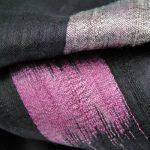 Foulard en soie de qualité luxe, haut de gamme