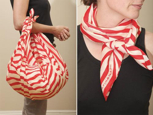 furoshiki foulard japonais