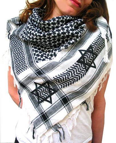 Keffieh, histoire et origine du foulard palestinien original traditionnel 325cbd2c8df