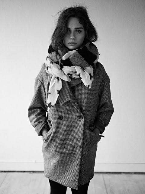 Quel foulard charpe pour un ado gar on ou une ado fille - Photo fille ado ...