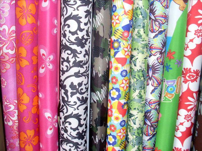 tissu polyester definition