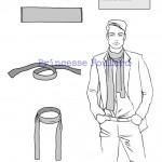 Comment faire un noeud d'écharpe longue d'aviateur ?