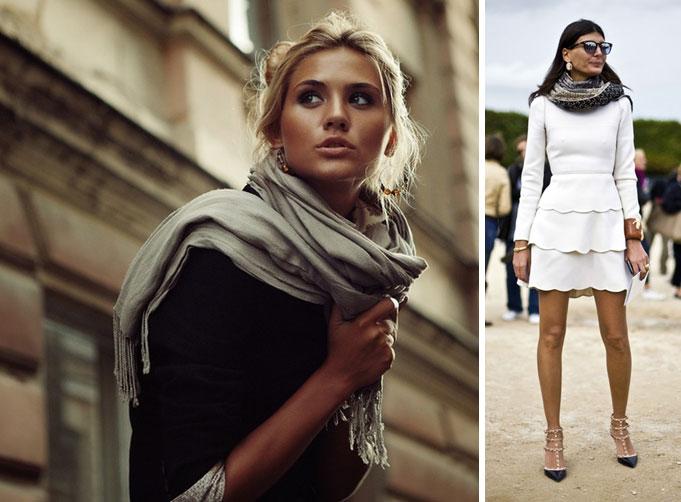 foulard mode emploi