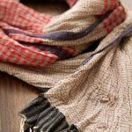 Chèche ou keffieh pour homme ? foulard et écharpe ethnique chic