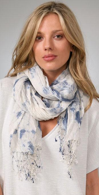 noeud foulard aviateur