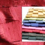 Soie Laotienne du Laos - Tissage des tissus et artisanat