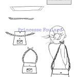 Comment faire une bandoulière de sac ajustable avec un foulard ?