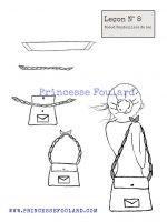 lecon numéro 8 : nœud Bandouliere sac