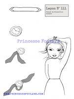 Leçon numéro 111 : Nœud de foulard en montre