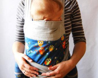 fabriquer echarpe portage