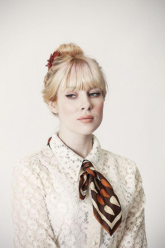 foulard automne tendance