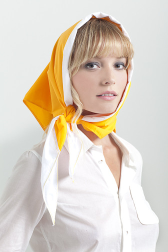 foulard pour pluie