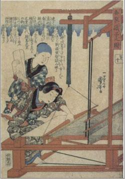 histoire soie chine
