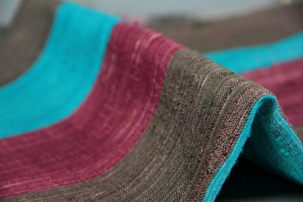 coloration soie