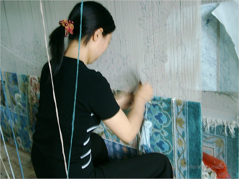 comment est fabriquee soie