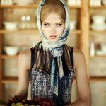 Fichu, foulard pour cheveux et épaules - Qu'est ce qu'un fichu définition