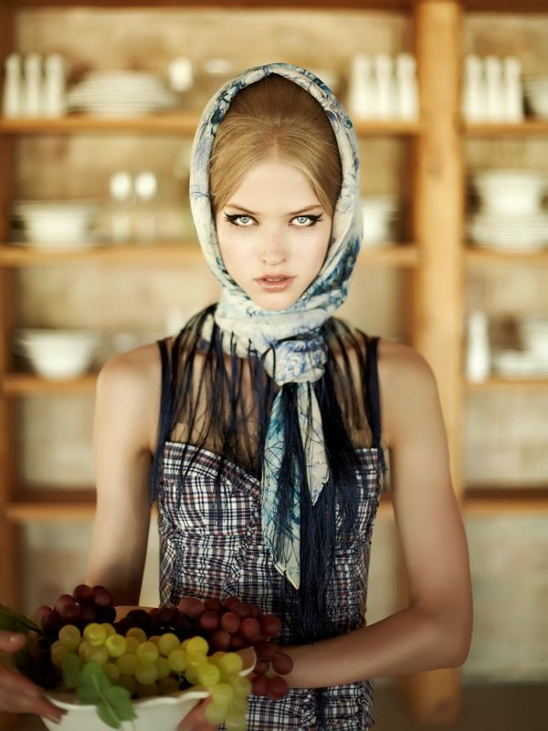 definition foulard fichu