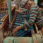 Histoire du tissage et tissu technique et type de tissage textile