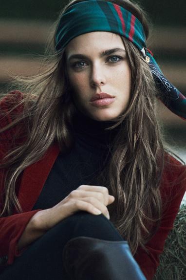 porter foulard corsaire