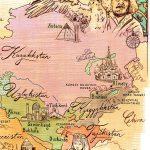 Ouzbekistan circuit route de la soie
