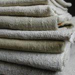 Lavage, nettoyage, entretien et repassage du chanvre textile