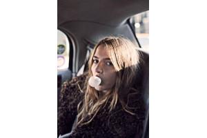 retirer un chewing gum colle