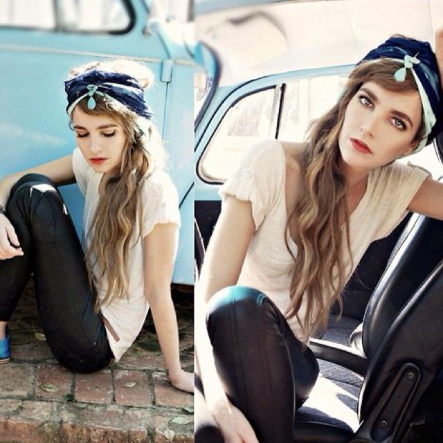 porter foulard glamour