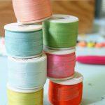 Qu'est ce que la soie lavée ou de mûrier ? Définition