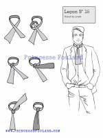 lecon numéro 15 : nœud de Praat pour homme