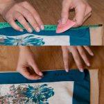 Comment coudre un foulard à la main avec une aiguille ou en machine ?