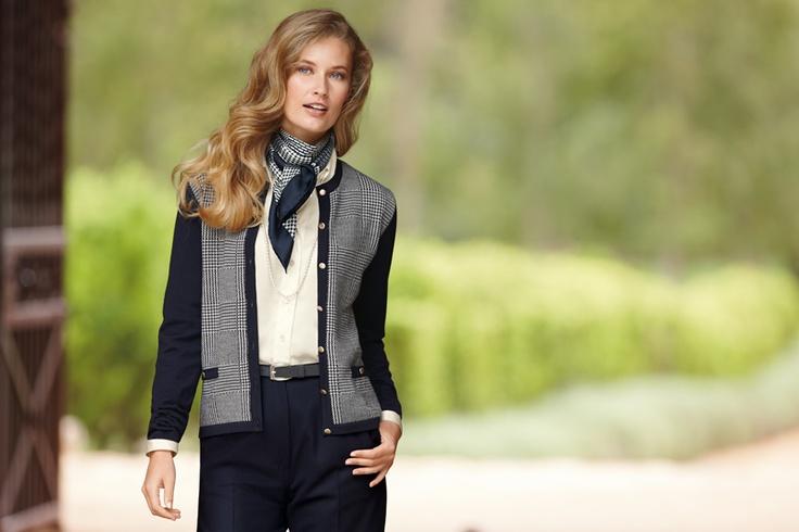 Porter une veste tailleur femme