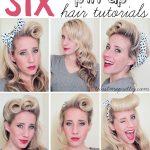Comment mettre, nouer et porter un foulard pin up sur les cheveux ?