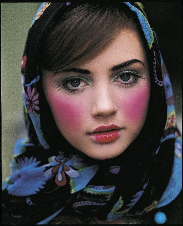 comment porter foulard russe