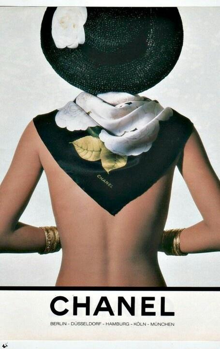 histoire foulard chanel