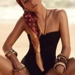 Foulards et carrés en soie de la marque Louis Vuitton - Histoire de marque